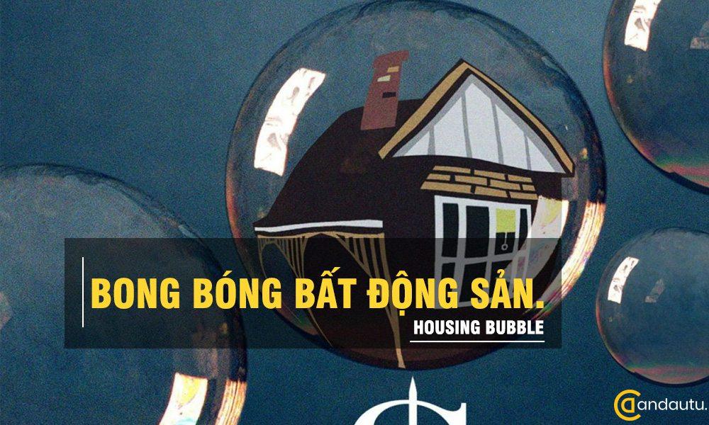 Bong bóng bất động sản và bong bóng tại Phú Quốc