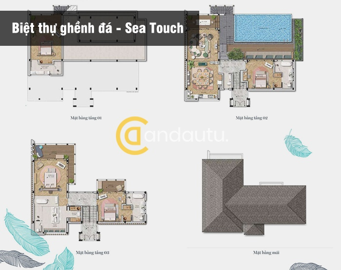 Sea Touch The Eden Bay Phu Quoc